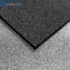 Crossfit rubber stall black matting
