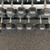 weight room floor