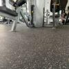 interlocking rubber gym tiles