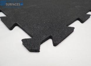 Gator LOC Interlocking rubber tile