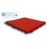 red basketball outdoor interlocking tile