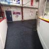 Ice Arena rubber matting