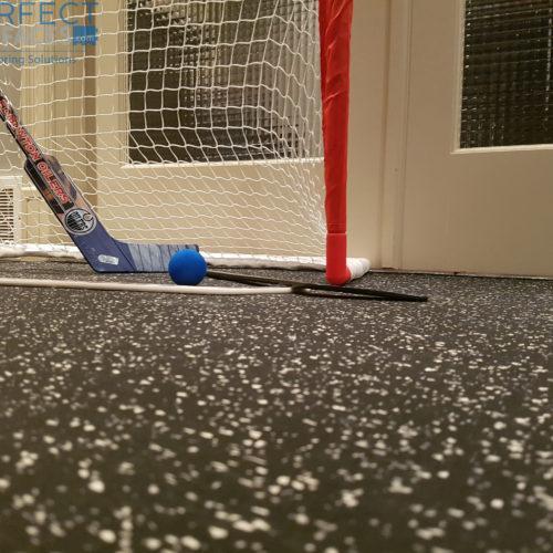 PlaySafe LOC rubber interlocking daycare floor