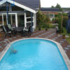 deck patio and outdoor rubber tile