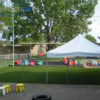 artificial turf playground safety