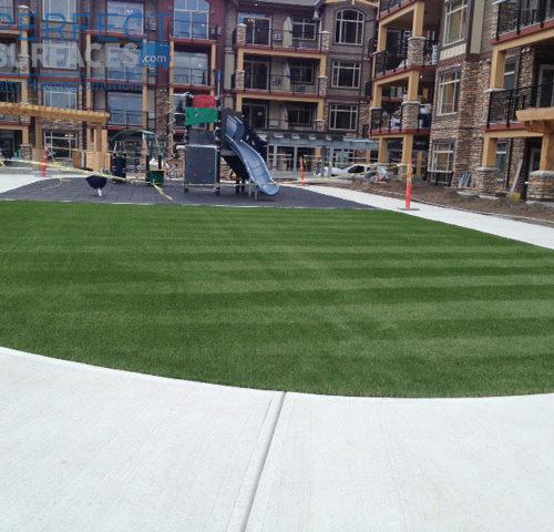 Play Safe Playground artificial turf