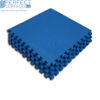 Soft Foam blue puzzle mat
