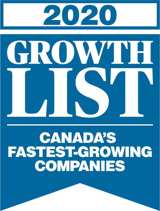 Growth List 2020 Logo