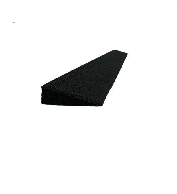 Black Rubber ramp