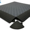 court tile and edge ramp