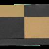 Black rubber edge ramp