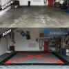vented garage interlocking tiles