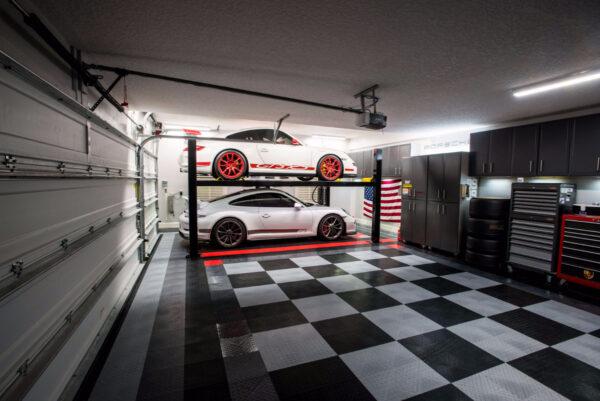 garage snap together tiles