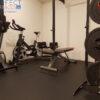 home gym rubber mats