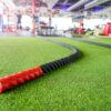 indoor fitness turf
