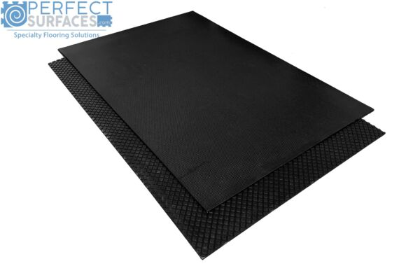 commercial and industrial rubber mats