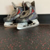 red and grey speckled rubber tiles for hockey skates