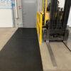 warehouse rubber mat